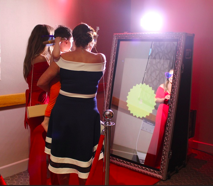 Hire a Photo Booth for Birthday Party