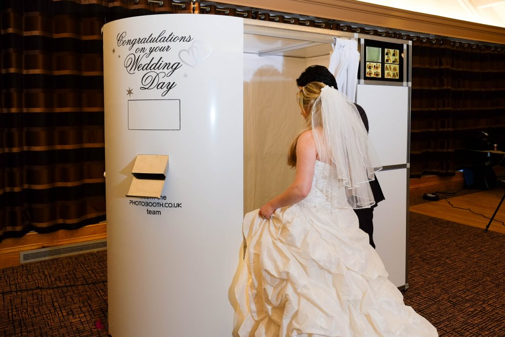 Wedding Party Photo Booth for Hire