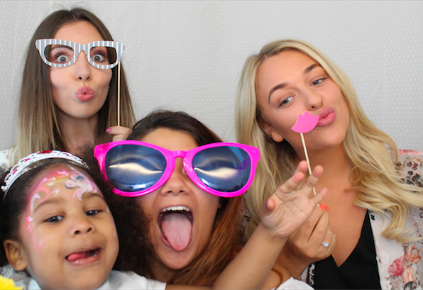 Hire a Party Photo Booth